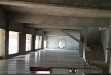 Mezzanine Floor at Galani Warehouse Ocho Rios